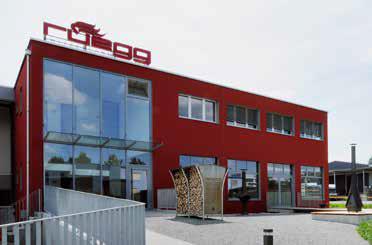 Rüegg tehdas Sveitsissä